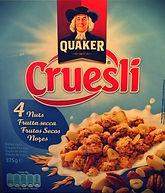 CRUESLI 4 Nuts