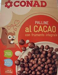 Palline Al Cacao