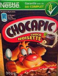 CHOCAPIC Choco Noisette