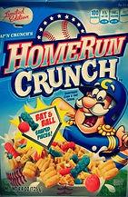 CAP'N CRUNCH'S Homerun Crunch