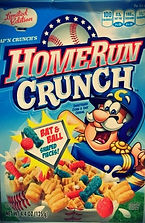 CAP'N CRUNCH'S Homerun Crunch