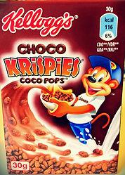 COCO POPS Choco Krispies