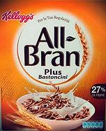 ALL-BRAN Plus Bastoncini