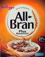 ALL-BRAN Plus Bastoncini