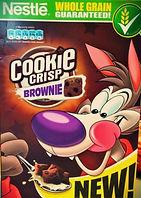 COOKIE CRISP Brownie