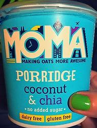 Porridge Coconut & Chia
