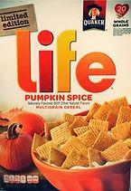 LIFE Pumpkin Spice