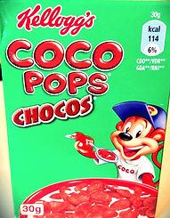 COCO POPS Chocos (ES)