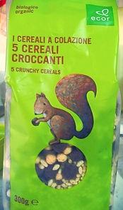 5 Cereali Croccanti