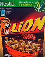 LION Caramel & Chocolat