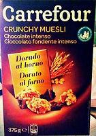 CRUNCHY MUESLI Chocolate Intenso