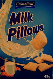 MILK PILLOWS