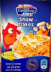CARREFOUR KIDS Snow flakes