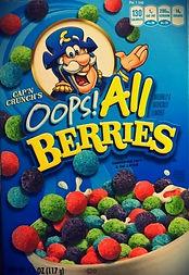 CAP'N CRUNCH'S Oops! All Berries