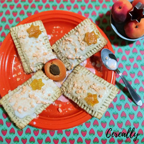 Homemade Cereal Apricot Pop-Tarts!