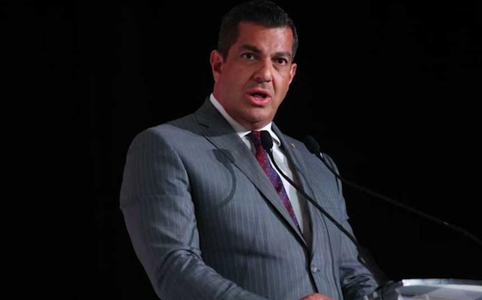 Ricardo Peralta, subsecretario de Gobernación