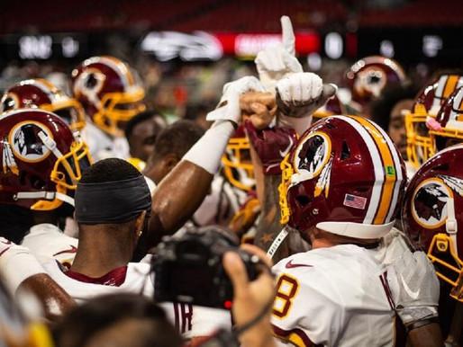 Cambio de nombre de los Redskins de Washington era inminente