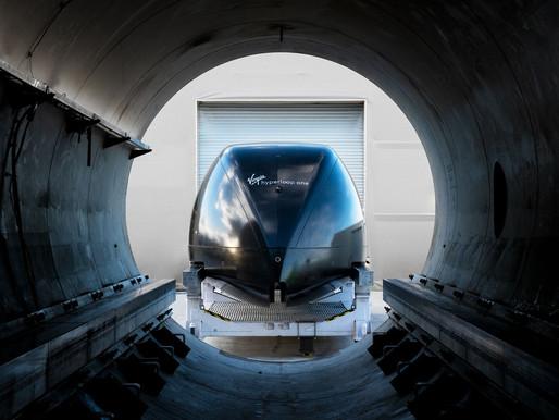 Hyperloop, el tren supersónico que podría llegar a México en 2023