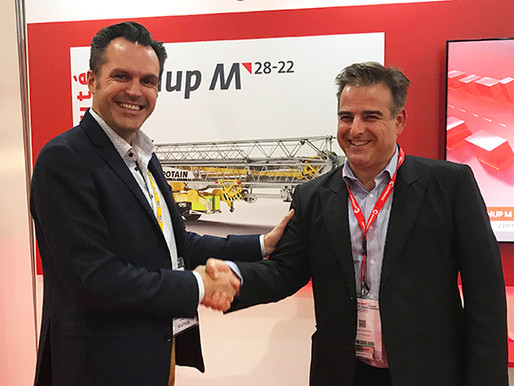 Manitowoc appoints new French Potain dealer: Axyom