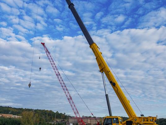 Yonkers Contracting Company accroît l'efficacité grâce à la Grove GRT880