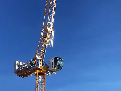 Potain launches the MRH 175 tower crane at CONEXPO 2020
