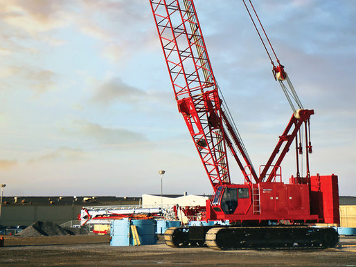 Manitowoc launches new American-made MLC150-1 crawler crane before CONEXPO 2020