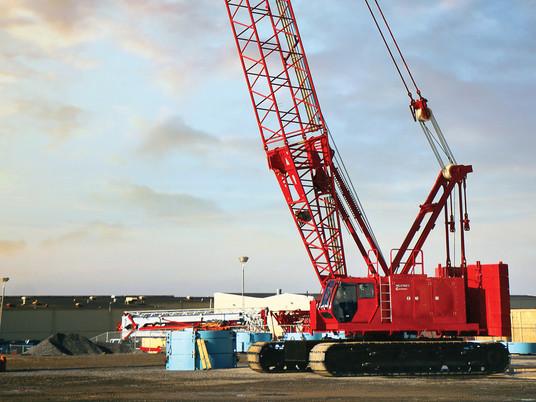 Manitowoc launches new American-made MLC150-1 crawler crane before CONEXPO 2020