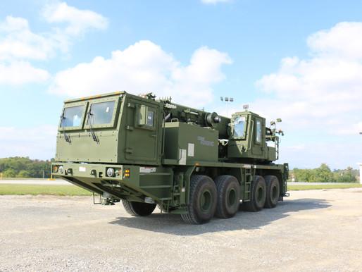 Manitowoc wins bid to provide Grove GMK4060HC all-terrain cranes to U.S. Army