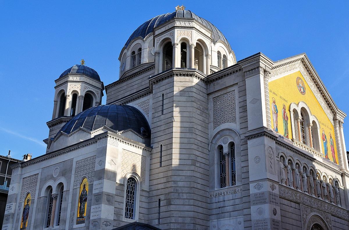 Serbian-orthodox church