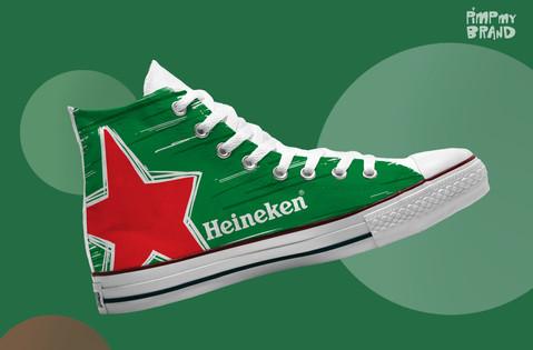 Heineken Sneakers