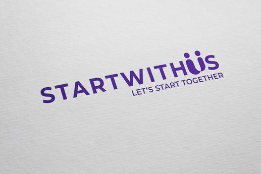 Start With Us logo