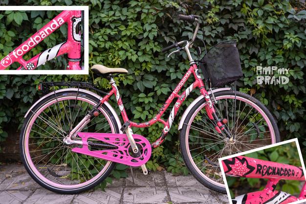 Foodpanda Bike