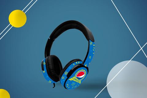 Pepsi Headphones