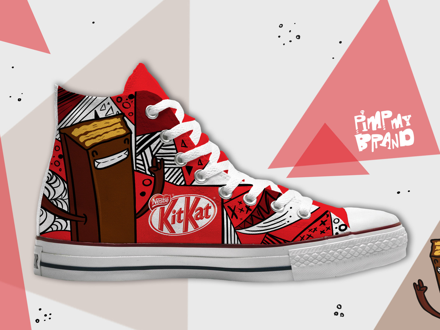 Kit Kat Kicks