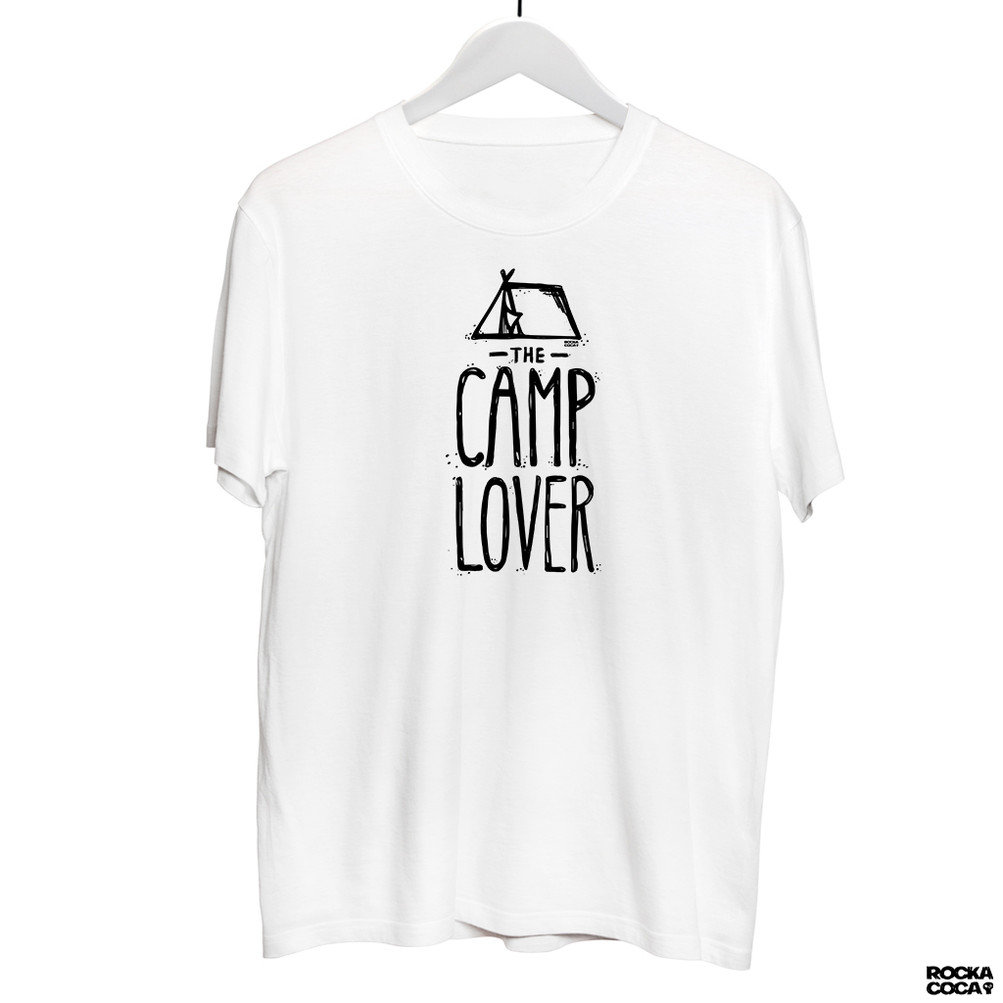 Camp Lover T-shirt