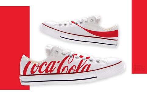 Coca Cola Sneakers