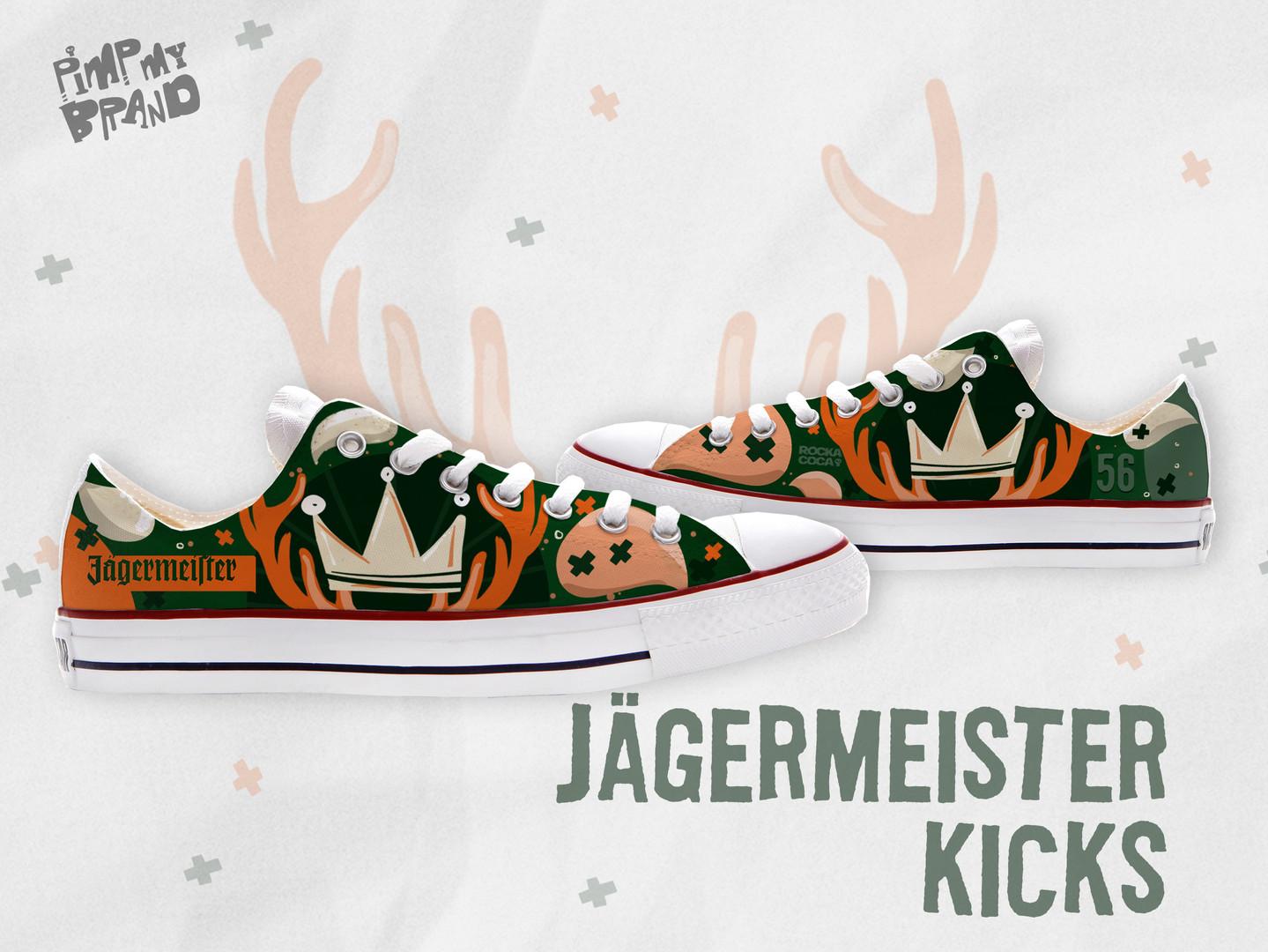Jagermeister Kicks