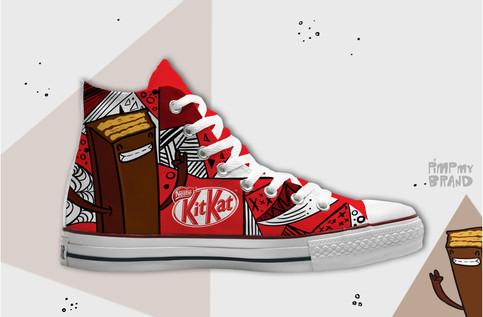 Kit Kat Sneakers