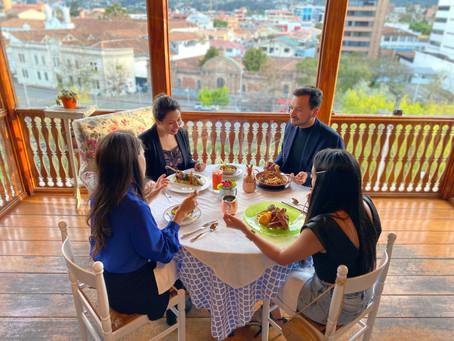 Un delicioso tour gastronómico por Cuenca