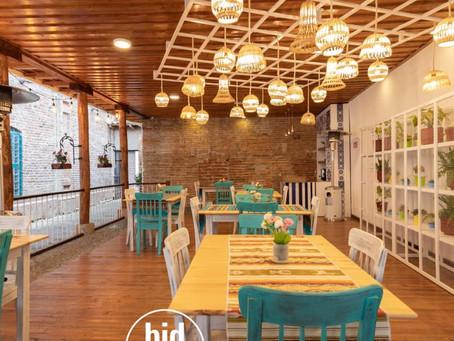 Distrito, cuando la gastronomía es también en un placer visual