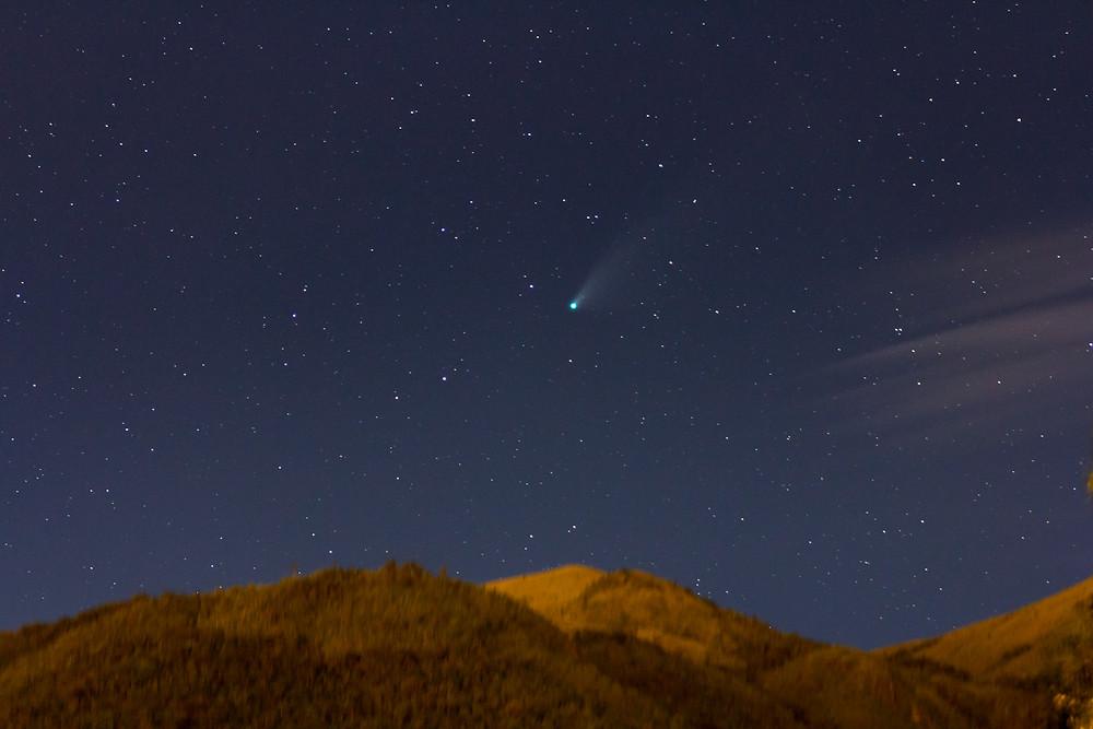 Foto: Sandro Santander. @astrophotographyec