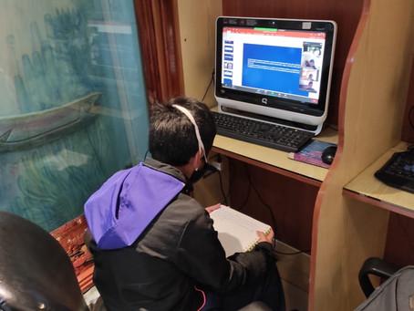 Kuna Hotel: internet gratuito para estudiantes de recursos limitados