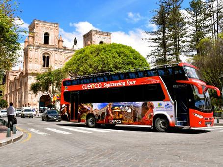 ¡El Autobús Panorámico se reactiva para visitar los lugares con las mejores vistas de Cuenca!