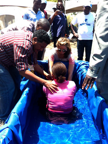 Missions Baptism