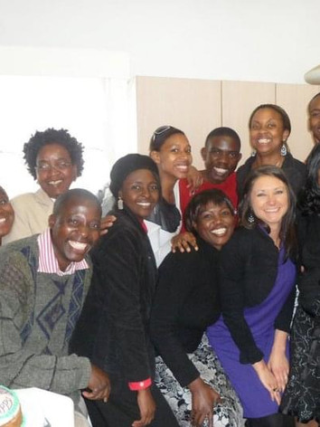 Zimbabwe Clinic Team