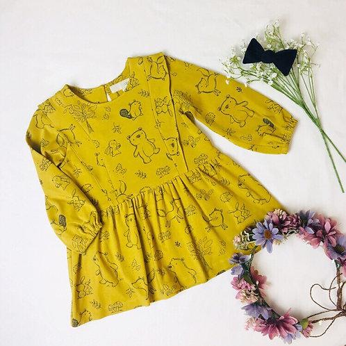 Organic Bear Dress