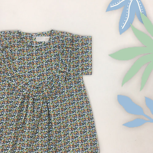 Liberty Fluttering Dress