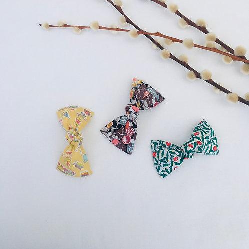 Liberty hair clips / Set of 3