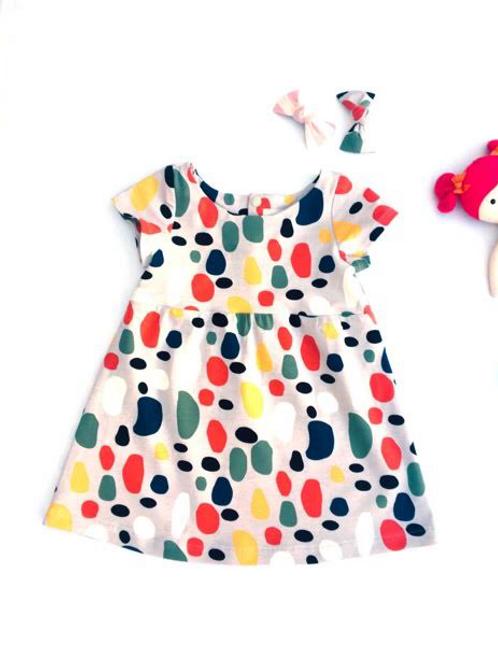 Organic Rocky Dress