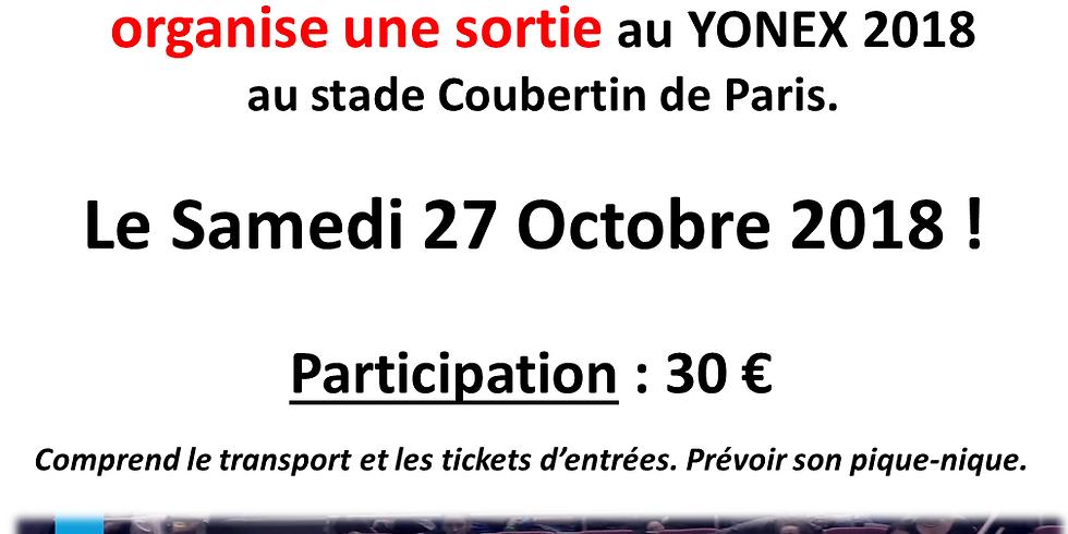 [Badminton] Yonex Internationaux de France